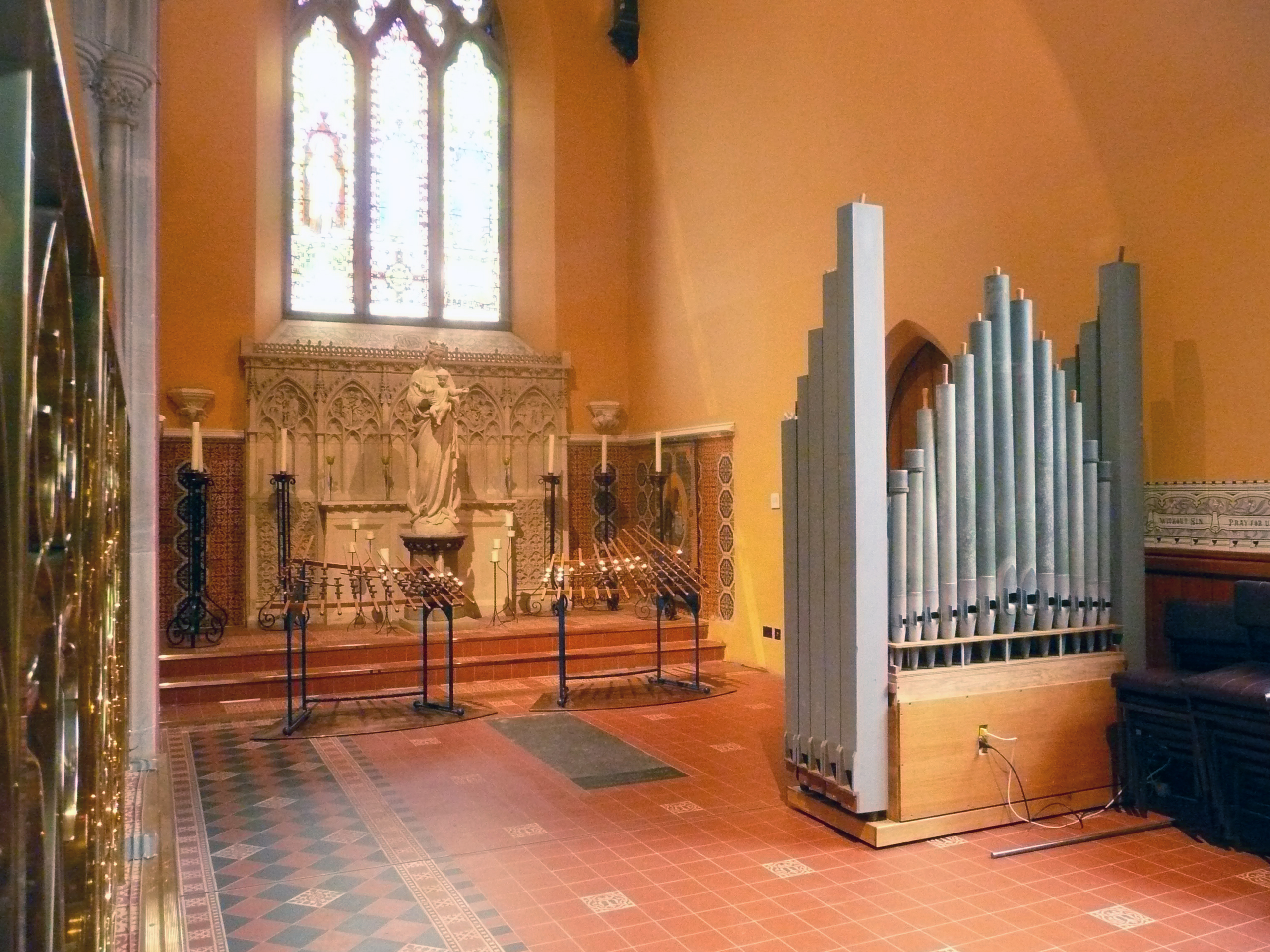 "The ""Chester"" Organ"